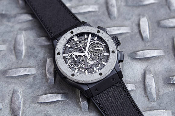 Replica Hublot Aerofusion Cement Jungle Watches