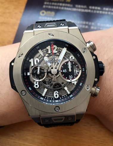 Young Should Wear Replica Hublot Big Bang