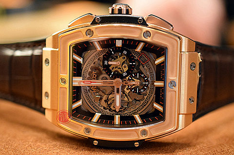 Tonneau Replica Hublot Big Bang Watches