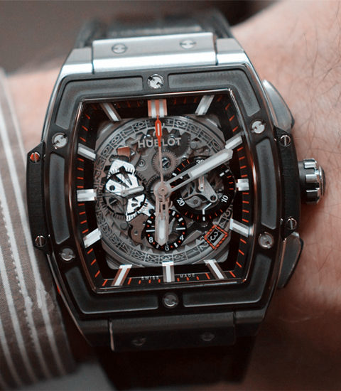 Replica Tonneau Hublot Watches