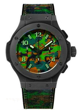 Replica Hublot Commando Bang Watch