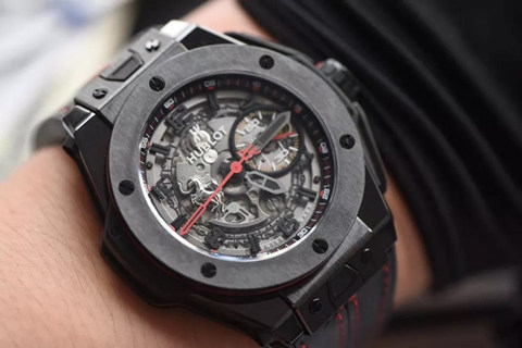 Replica Hublot Ferrari F11 Big Bang Ceramic Watch